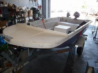 オーガニックボート タフボーイ