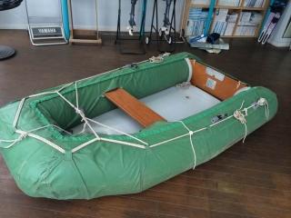 アキレス ゴムボートLSI-88