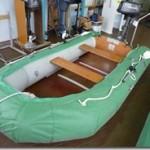 中古艇情報137「アキレスゴムボート FMJ-404」