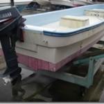 中古艇情報149「ヤマハ和船W19」