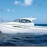 最新の艇体と先進システムが融合した外洋型フィッシングボート 「DFR」を発売