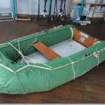 中古艇情報158「アキレスゴムボート LSI-88」