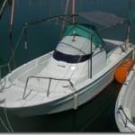 中古艇情報168「ヤンマーFX22Z」