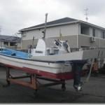 中古艇情報174「ヤマハ和船 W23」