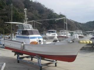 鶴長造船28尺