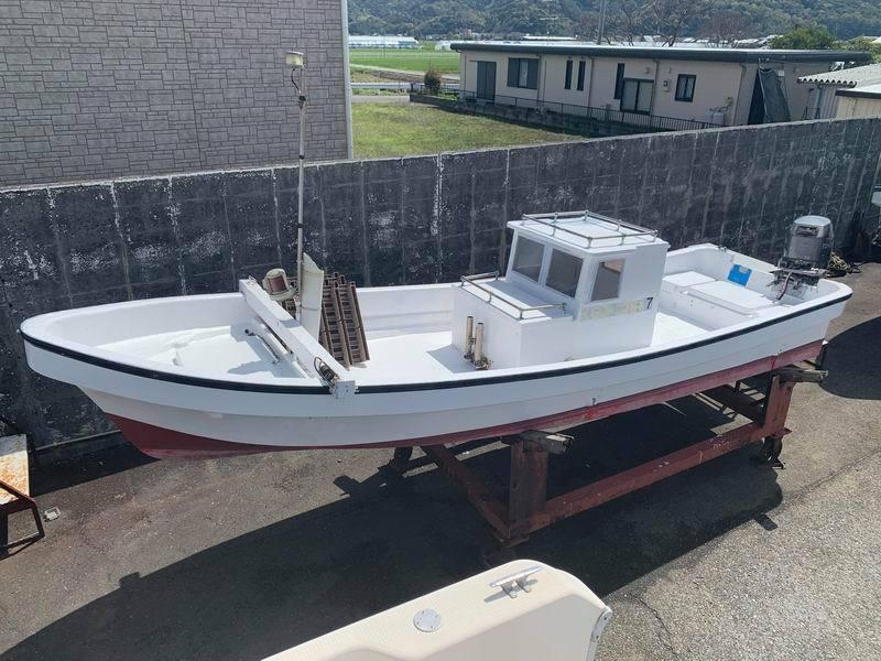 ヤマハ和船 W19