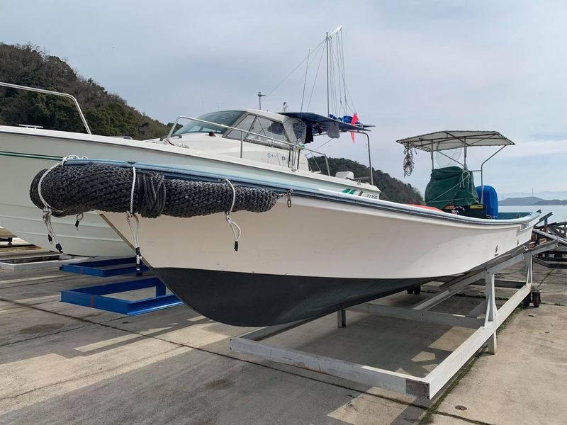 ヤマハ和船 W32F