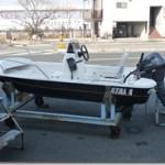 HOPEトレーラブルボート2種をご紹介