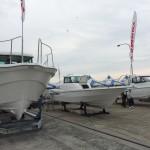 熊本ボートショー2015 第1日