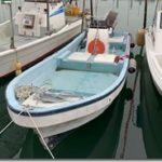 中古艇情報224「ヤマハ和船W19」